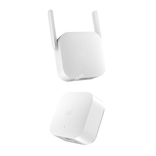 Усилитель сигнала Xiaomi Mi Powerline WiFi Adapter белый