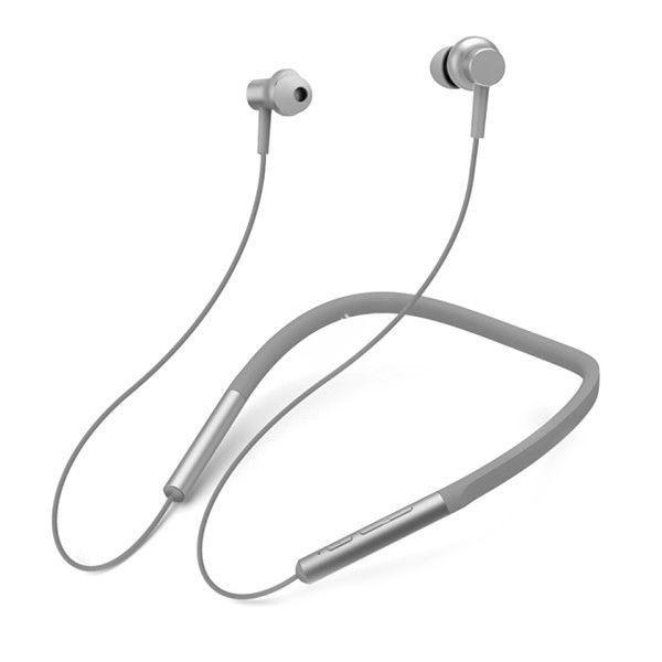 Беспроводные наушники Xiaomi Mi Bluetooth Neckband Headphones белые