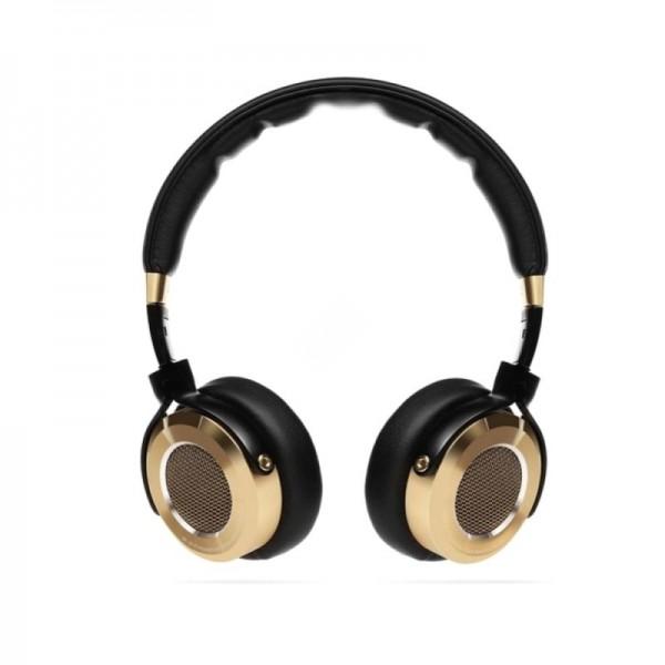 Беспроводные наушники Xiaomi Mi Headphones черно-золотые