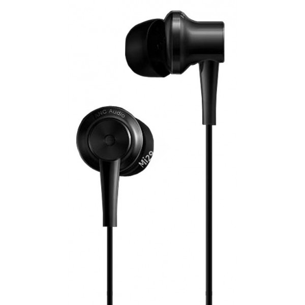 Наушники Mi Noise Cancelling Earphones (Type-C) черные