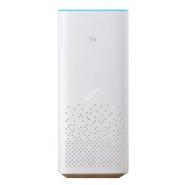 Аудио-колонка Xiaomi Mi AI Speaker белая