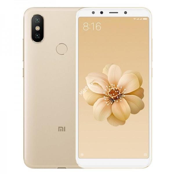Смартфон Xiaomi Mi A2 6/128Gb золотой