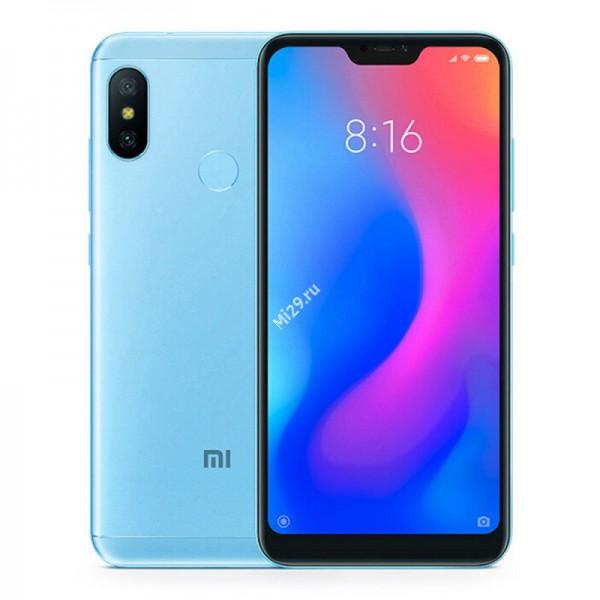 Смартфон Xiaomi Mi A2 Lite 4/32Gb голубой