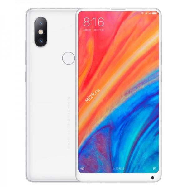 Смартфон Xiaomi Mi Mix 2S 6/128Gb белый