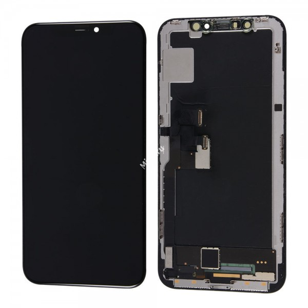 Дисплей iPhone X черный (OLED)