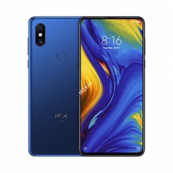 Смартфон Xiaomi Mi MIX 3 6/128Gb синий