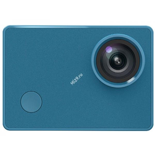 Видеокамера Xiaomi Mijia Seabird 4K motion Action Camera синяя
