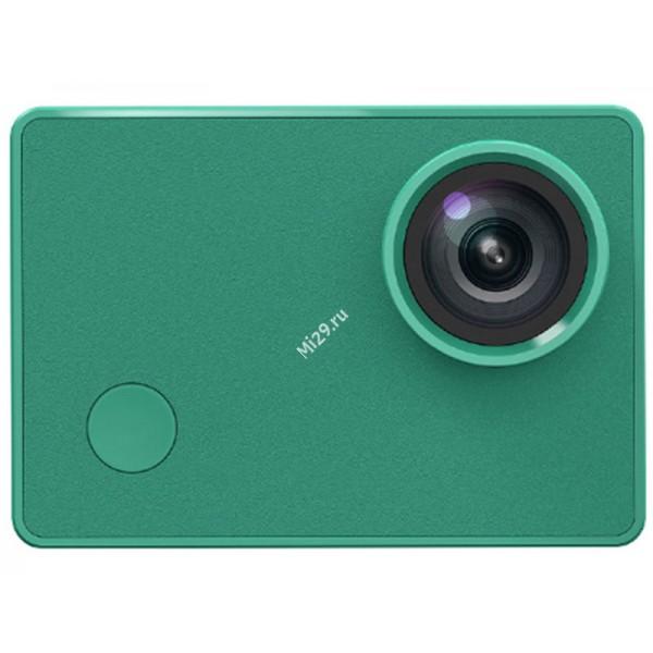 Видеокамера Xiaomi Mijia Seabird 4K motion Action Camera зеленая