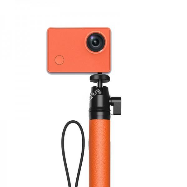 Монопод Xiaomi Mi Selfie Stick для Экшн-камеры Xiaomi Seabird оранжевый