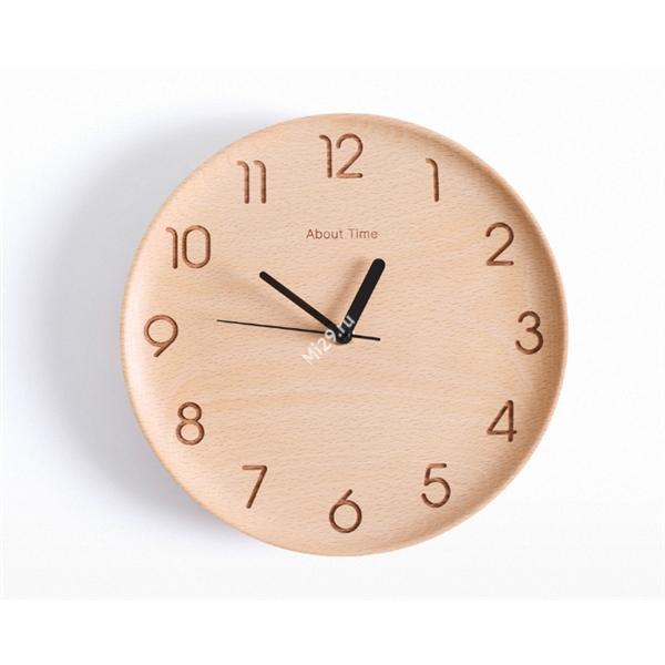 Часы настенные Xiaomi About Time