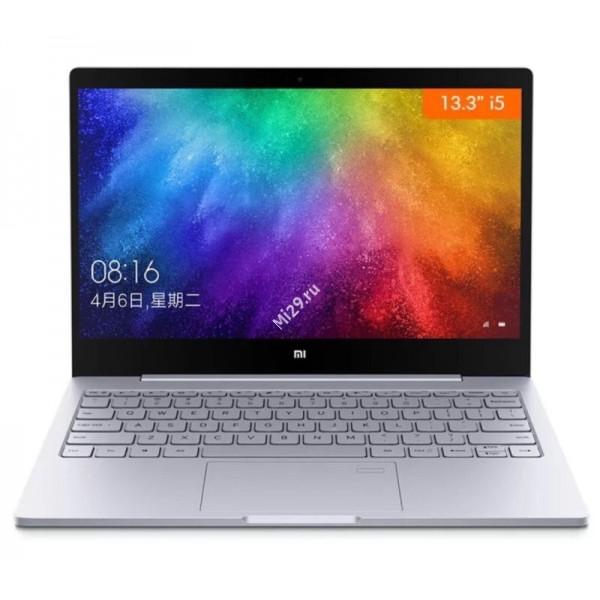 "Ноутбук Xiaomi Mi Notebook Air 13.3"" 2018 (Intel Core i5 7200U 2500 MHz/13.3""/1920x1080/4GB/256GB SSD/DVD нет/Intel UHD Graphics 620/Wi-Fi/Bluetooth/Windows 10 Home) JYU4019CN серебристый"