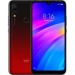 Смартфон Xiaomi Redmi 7 3/32Gb красный