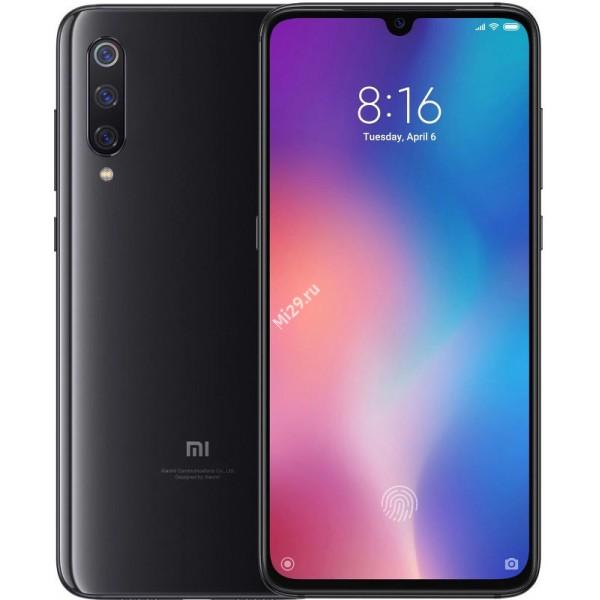 Смартфон Xiaomi Mi9 SE 6/64Gb черный