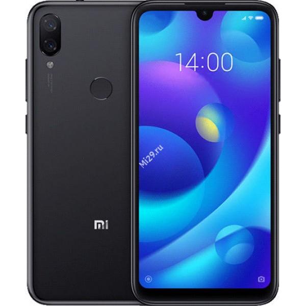 Смартфон Xiaomi Mi Play 4/64Gb черный