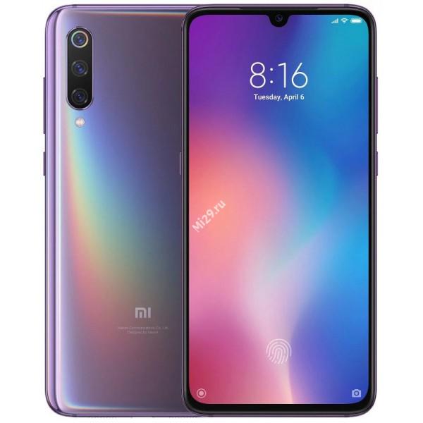 Смартфон Xiaomi Mi9 SE 6/64Gb фиолетовый