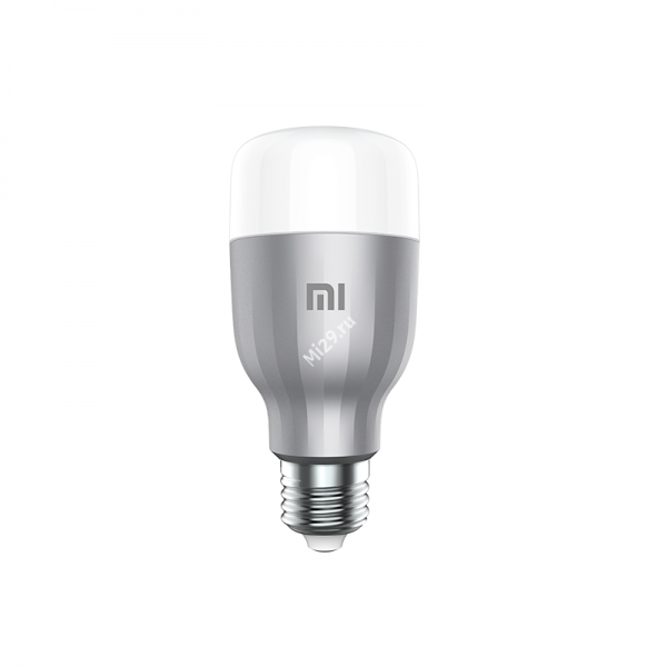 Лампа Mi LED Smart Bulb (White and Color)