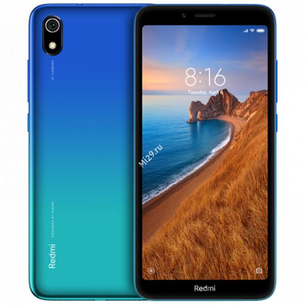 Смартфон Xiaomi Redmi 7A 2/32Gb синий