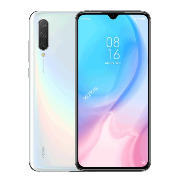 Смартфон Xiaomi Mi A3 4/64Gb белый