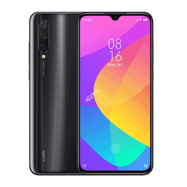Смартфон Xiaomi Mi A3 4/128Gb черный