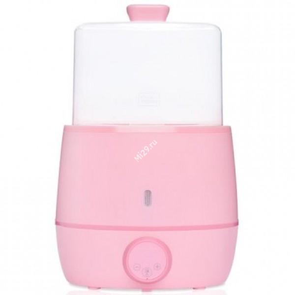 Нагреватель детских бутылочек Xiaomi Kola Mama KEN02-RY розовый