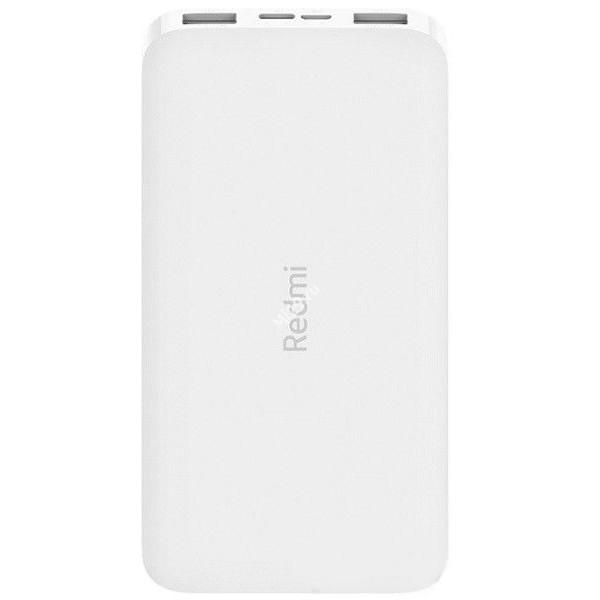 Внешний аккумулятор Xiaomi Redmi Power Bank 10000mAh белый