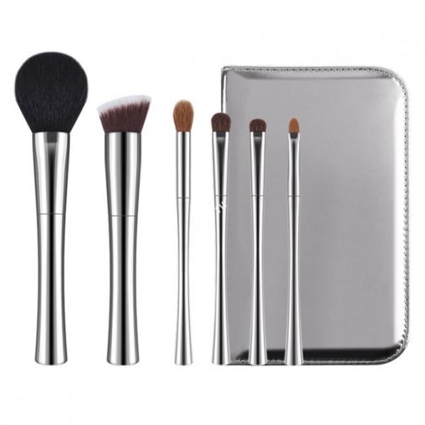 Набор кистей для макияжа Xiaomi DUcare Exquisite Makeup Brush (6 шт.)