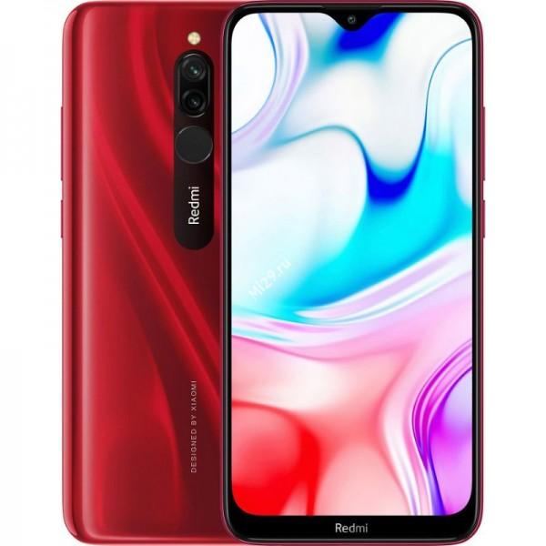 Смартфон Xiaomi Redmi 8 3/32Gb красный