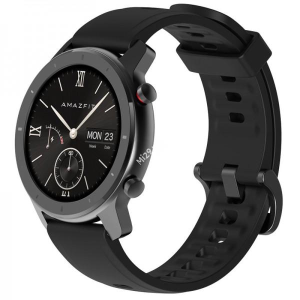Часы Xiaomi Amazfit GTR 42мм черные