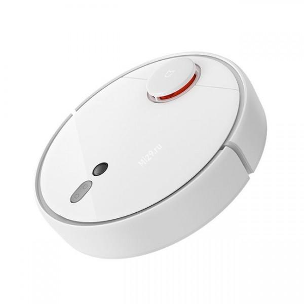 Робот–пылесос Xiaomi Mi Robot Vacuum Cleaner 1S белый