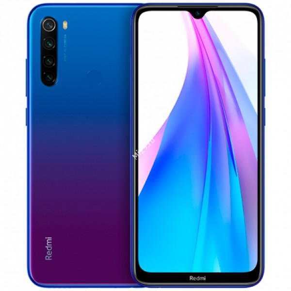 Смартфон Xiaomi Redmi Note 8T 4/64Gb синий