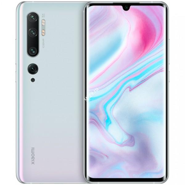 Смартфон Xiaomi Mi Note 10 6/128Gb белый