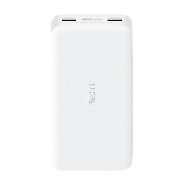 Внешний аккумулятор Xiaomi Redmi 18W Fast Charge Power Bank 20000mAh белый