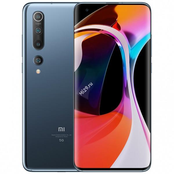 Смартфон Xiaomi Mi10 8/256Gb черный