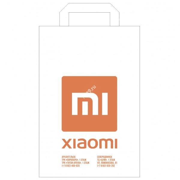 Бумажный пакет «Xiaomi»