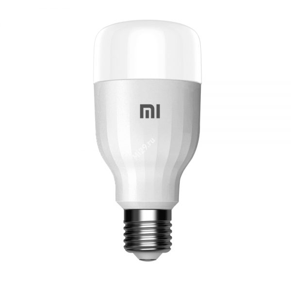Лампа Mi Smart LED Bulb Essential (White and Color) (MJDPL01YL)