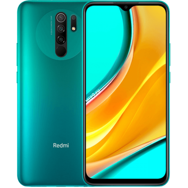 Смартфон Xiaomi Redmi 9 3/32Gb зеленый