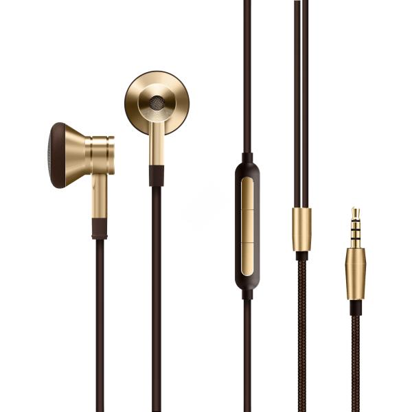 Наушники 1MORE Piston Earphone (Earbud) золотистые