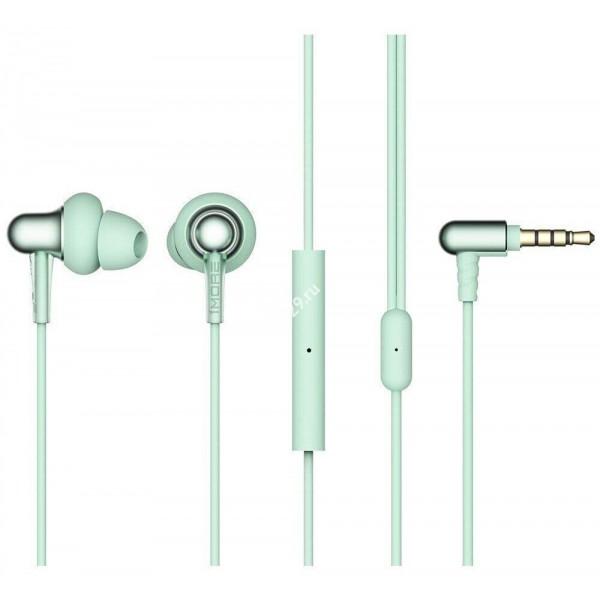 Наушники 1MORE Stylish In-Ear Headphones зеленые