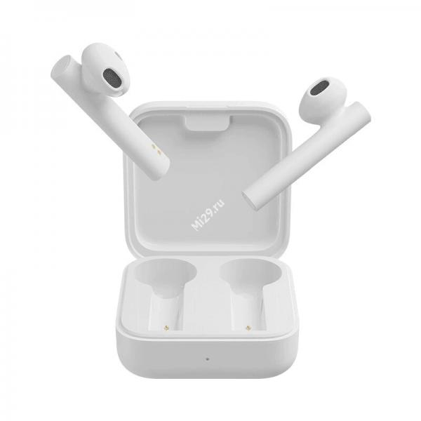 Наушники Mi True Wireless Earphones 2 Basic TWSEJ08WM (BHR4089GL)