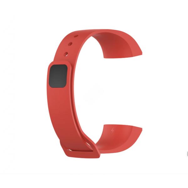 Ремешок Xiaomi Mi Band 4C Strap оранжевый