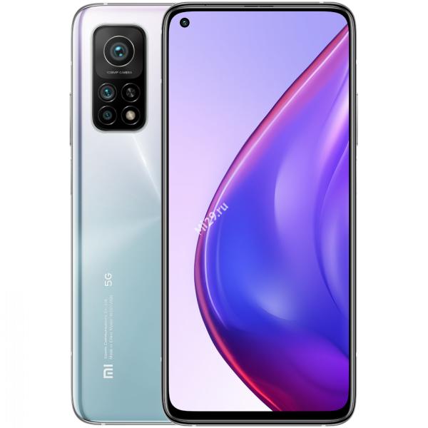 Смартфон Xiaomi Mi 10T Pro 8/256Gb Aurora Blue