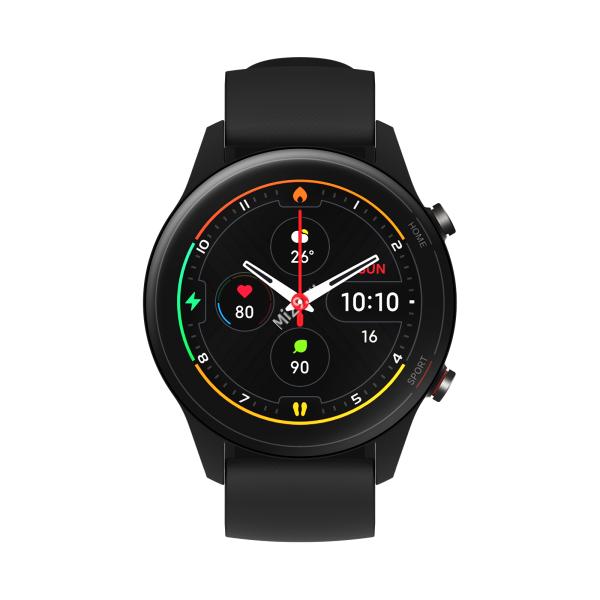 Смарт-часы Xiaomi Mi Watch черные
