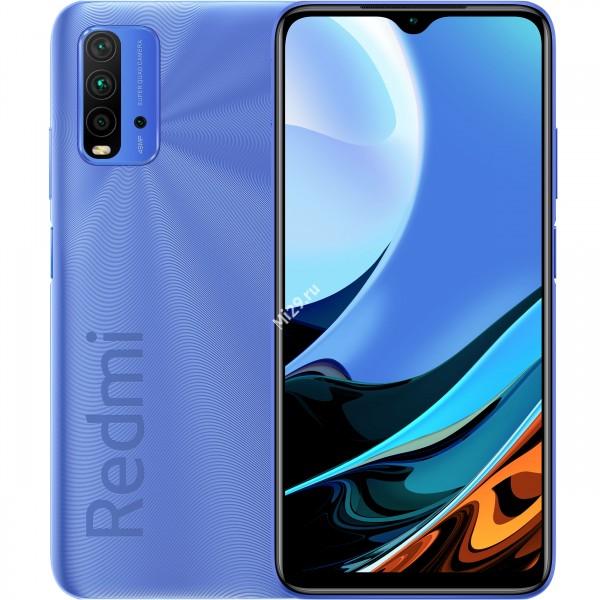 Смартфон Xiaomi Redmi 9T 4/128Gb синие сумерки