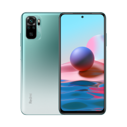 Смартфон Xiaomi Redmi Note 10 4/64Gb зелёный