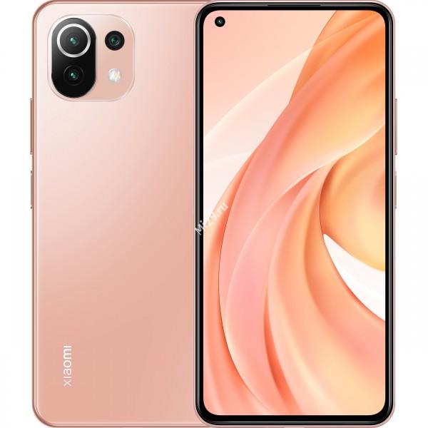 Смартфон Xiaomi Mi 11 Lite 8/128Gb персиково-розовый