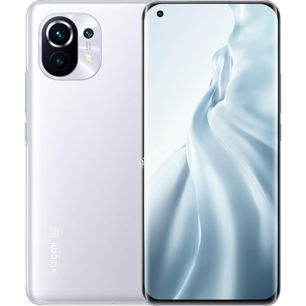 Смартфон Xiaomi Mi 11 8/256Gb облачный белый