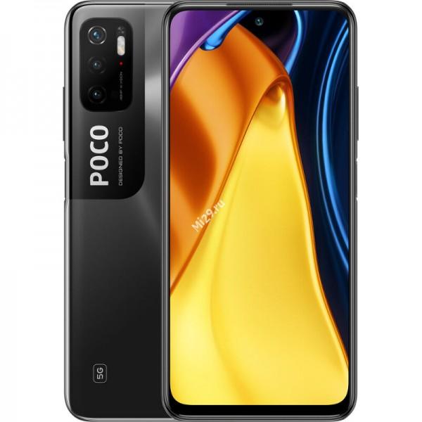 Смартфон Poco M3 Pro 4/64Gb черный