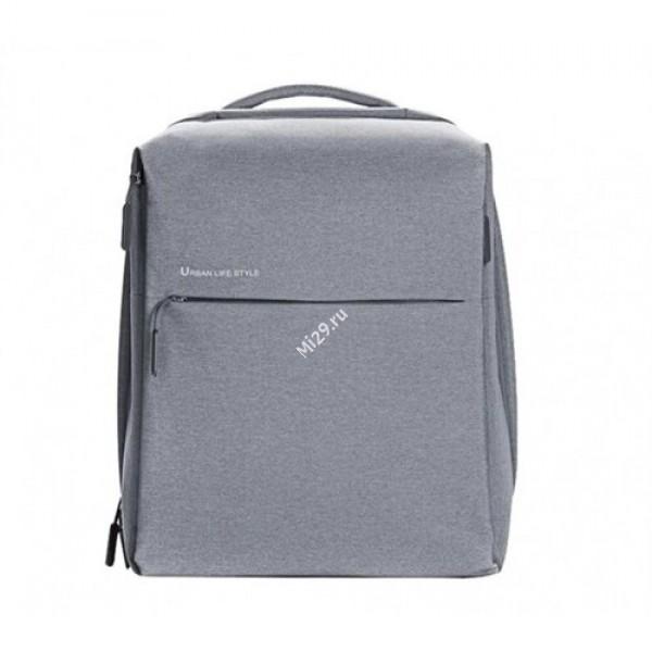 Рюкзак Mi City Backpack 2 Light Gray DSBB03RM (ZJB4194GL)