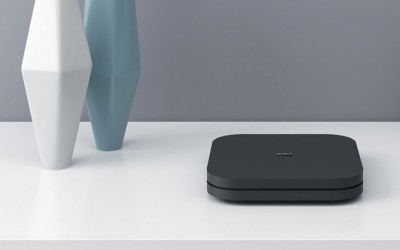 Xiaomi Mi Box S представлен на презентации Google