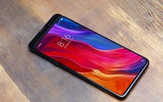 Xiaomi Mi Mix 3 на видео